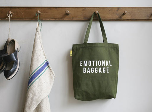 Emotional Baggage Tote from The School of Life