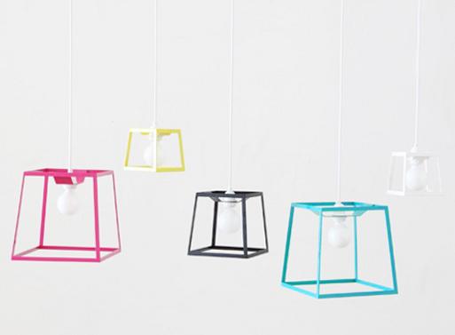 Frame Pendant Lamp