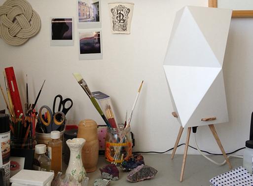 J1 Studio's C Lamp