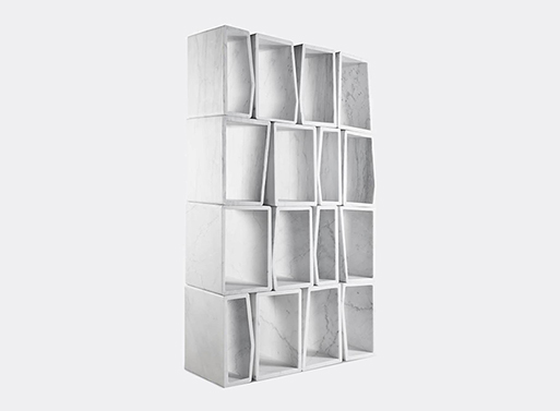 Marmeria Modular Bookcase