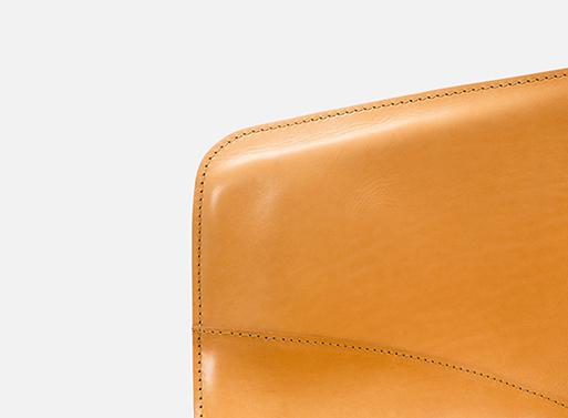 Pocket Leather Armchair