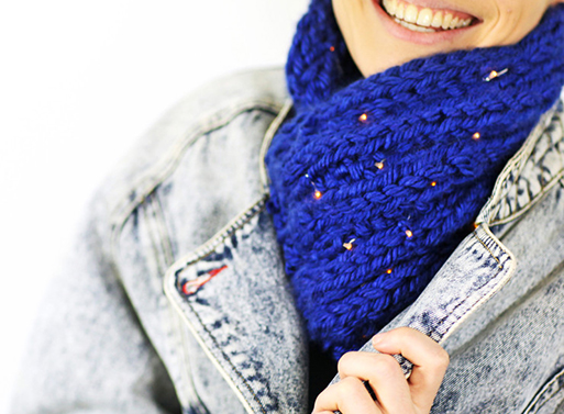 Sparkle Scarf Kit