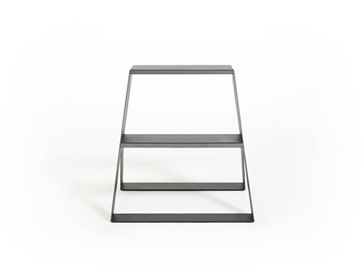 Split Step Stool by Frederik Roijé
