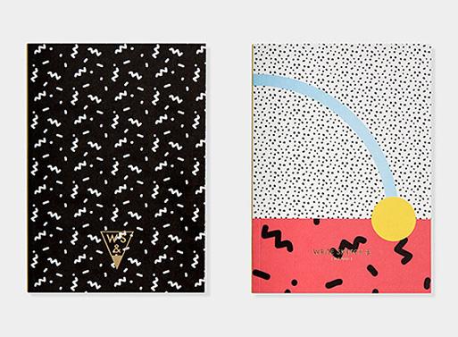 Super Confetti Notebook Set