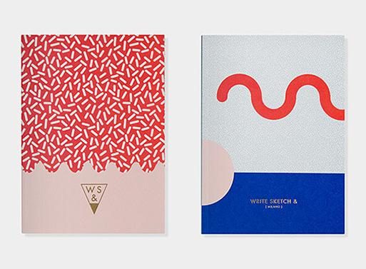 Super Sprinkles Notebook Set