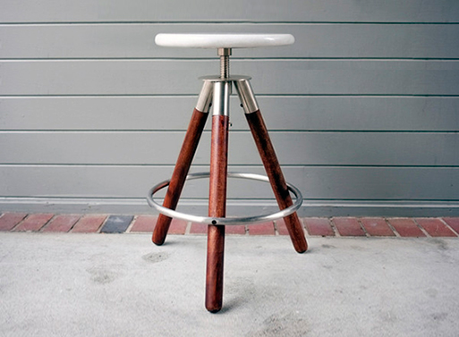 Tripod Stool Barstools Better Living Through Design
