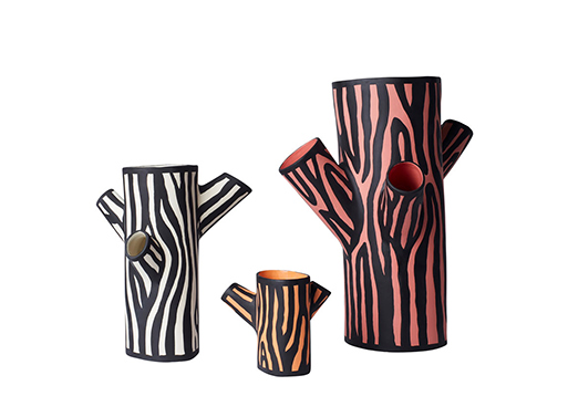 Hay Tree Trunk Vase Accessories Better Living Through