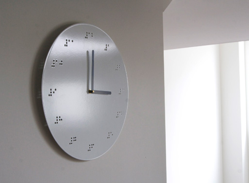 Blink Clock