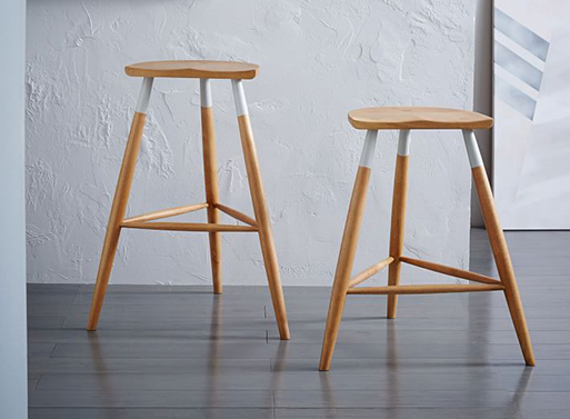 Casey Dzierlenga Bar and Counter Stools