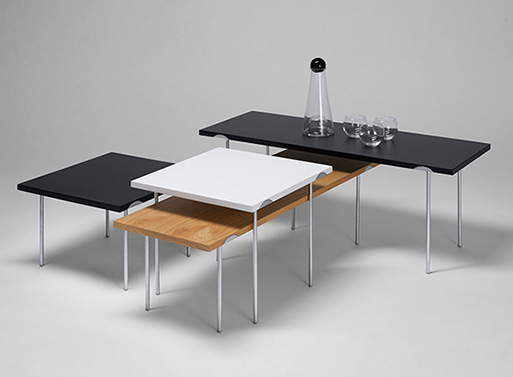Etage Table Legs and Tabletops