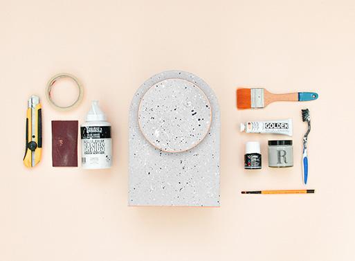 DIY - Design lamp