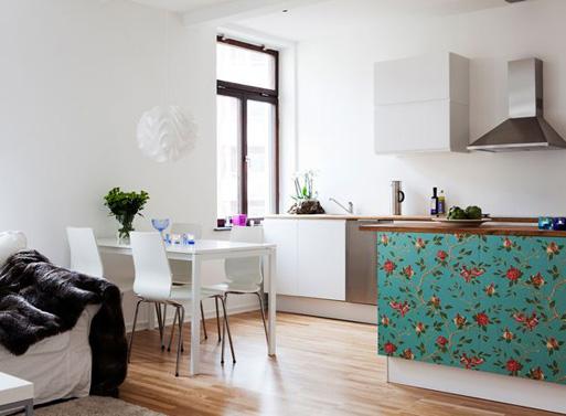 Wallpaper An Island Renovate Better Living Through Design