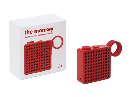 Monkey Radio & Speaker