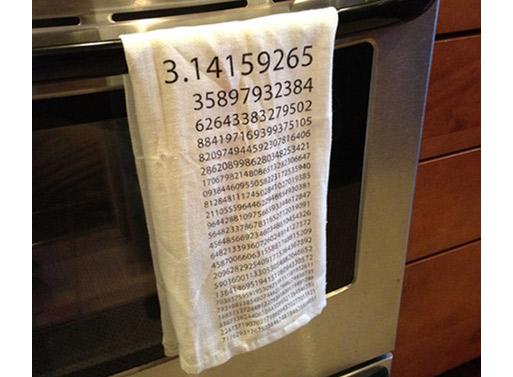 Pi Kitchen Towel
