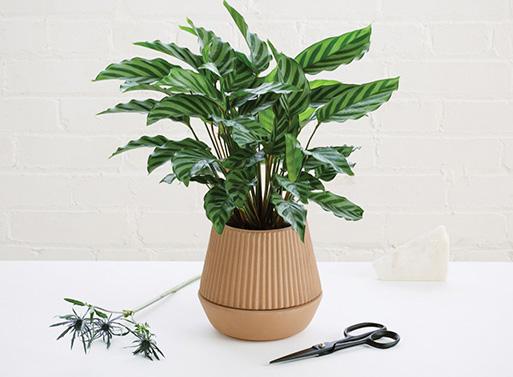 Pleated Planter