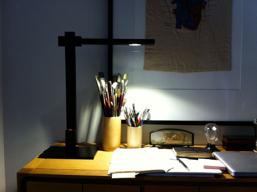 Reach Led Desk Lamp Accessories Better Living Through Design