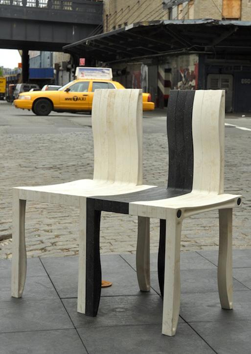 Shigeru Ban Modular Furniture System Benches Better