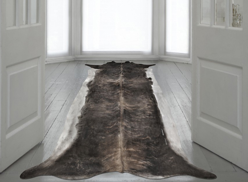 Super Long Stretched Cowhide