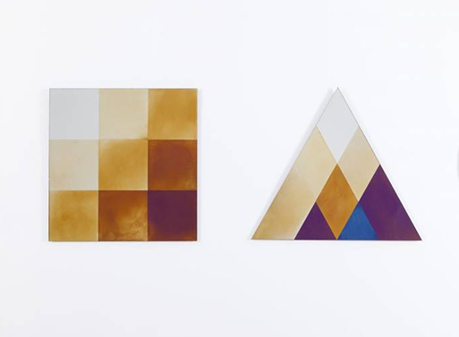 Transience Mirror Square and Triangle