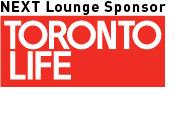 NEXT Lounge Sponsor Toronto Life