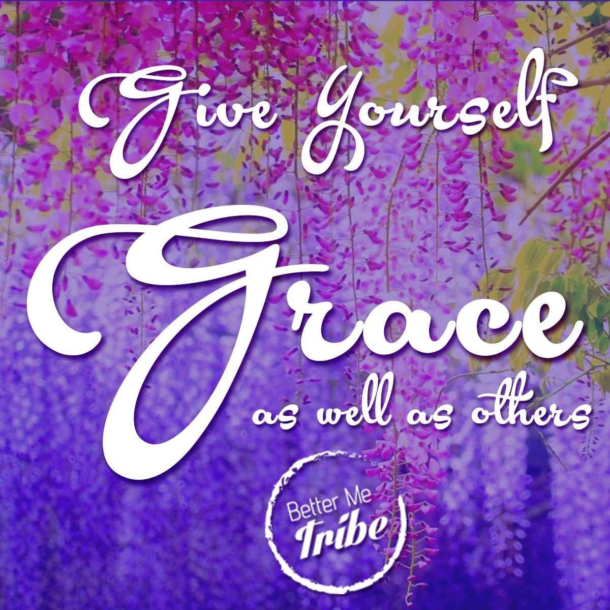 Grace…