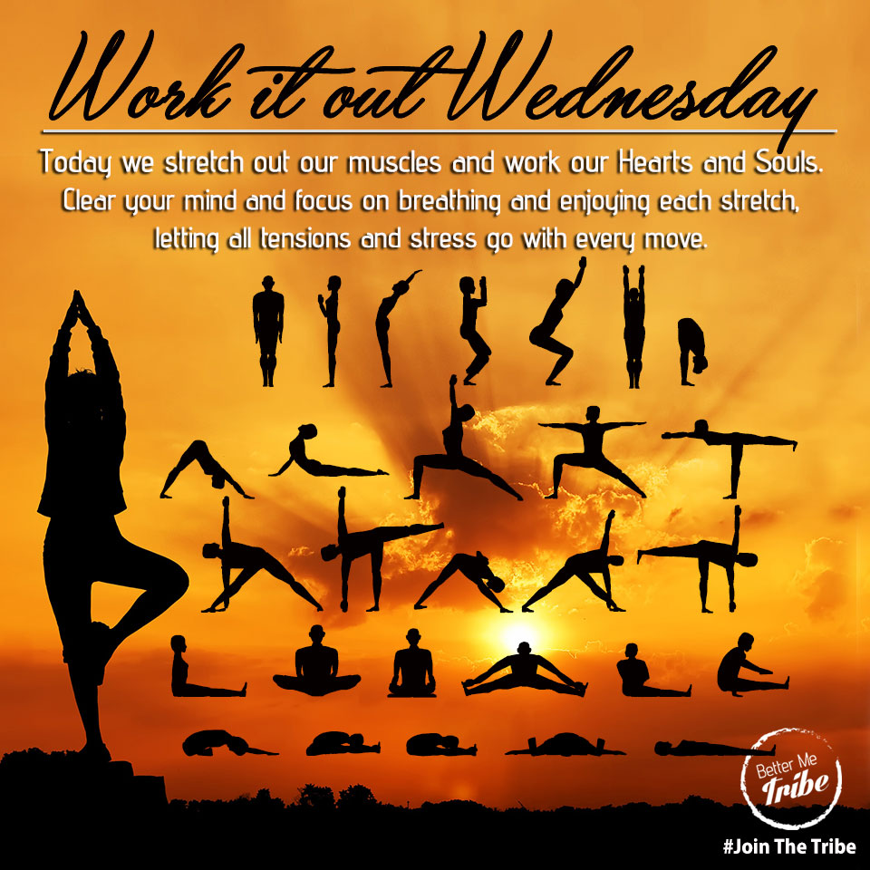 Work it Out Wednesday-Week 3