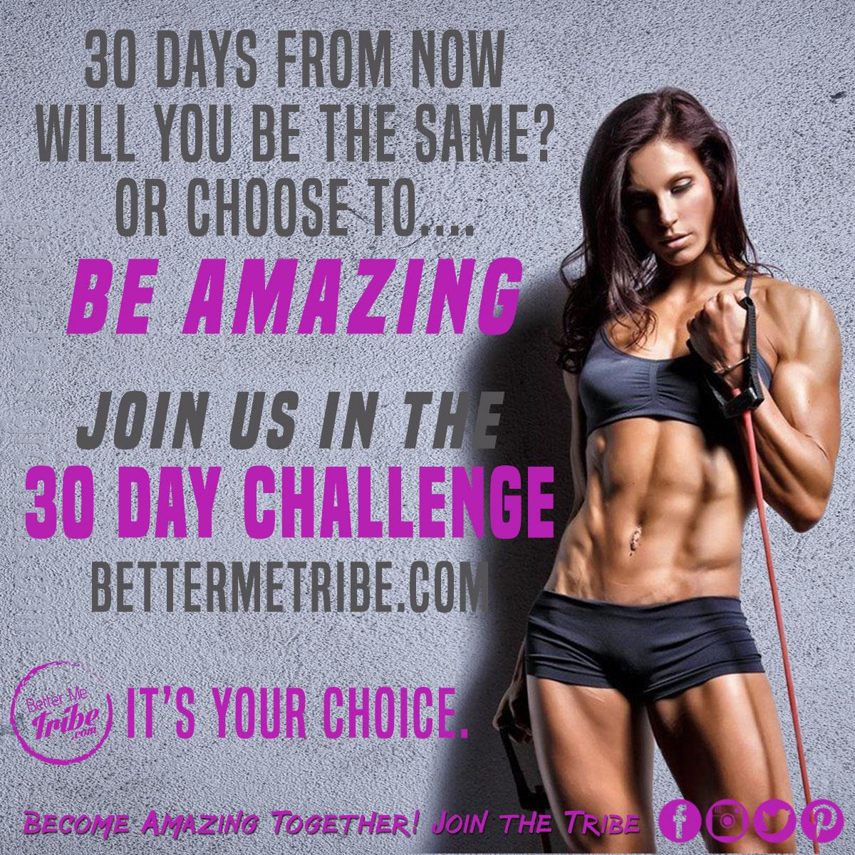 30 Day Challenge Hub