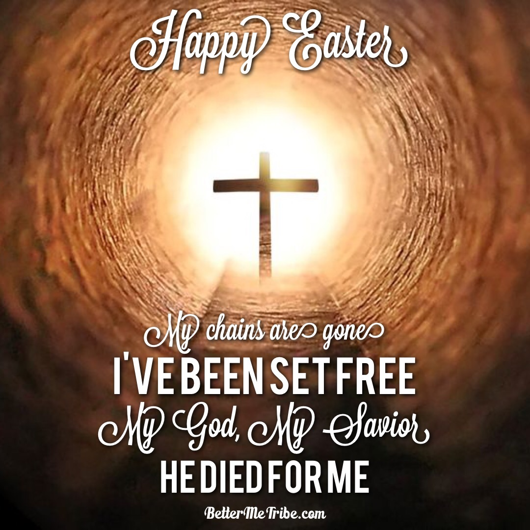 Happy Easter Tribe
