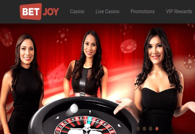 Bet Joy Casino Review - 50 Free Spins Welcome Bonus