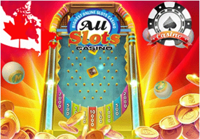 All slots casino canada Management of Games