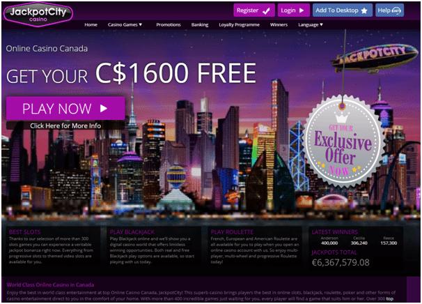 Better mobile Casinos- Jackpot City CA
