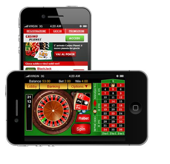 Better mobile casinos CAD