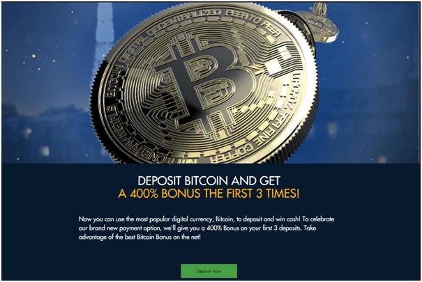 Bitcoin CAD Bonus