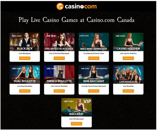 casino.com mobile live casino