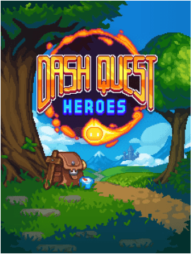 Dash Quest Heroes the new game app from Tiny Titan Studios