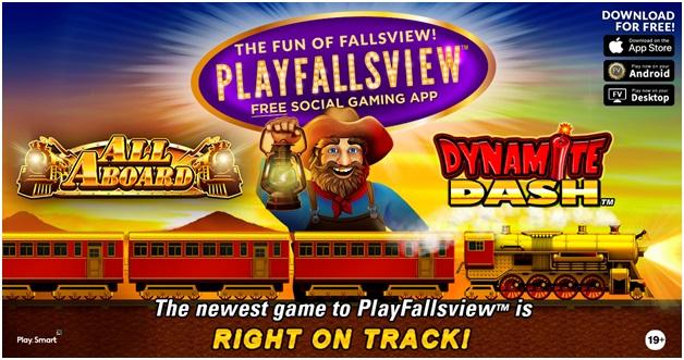 Falls View Casino App Canada - Games
