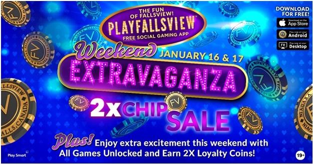Falls View Casino App