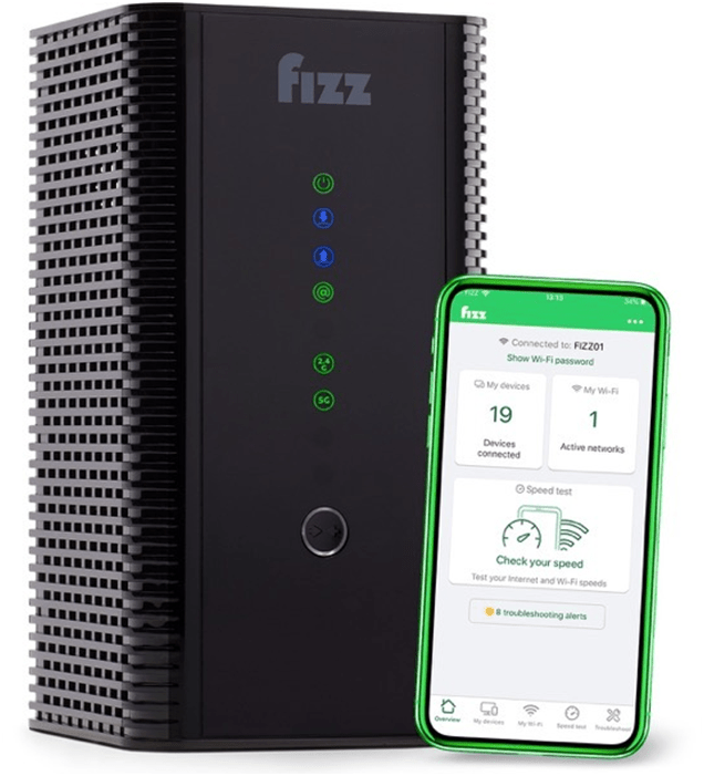 Fizz Mobile Internet plans
