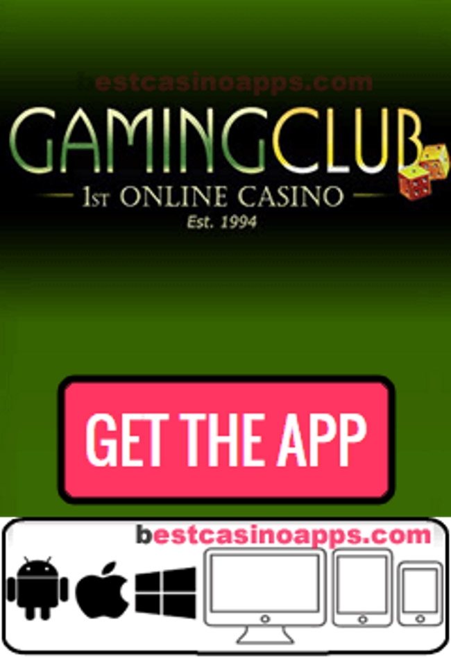 Gaming Club Casino for Mobile