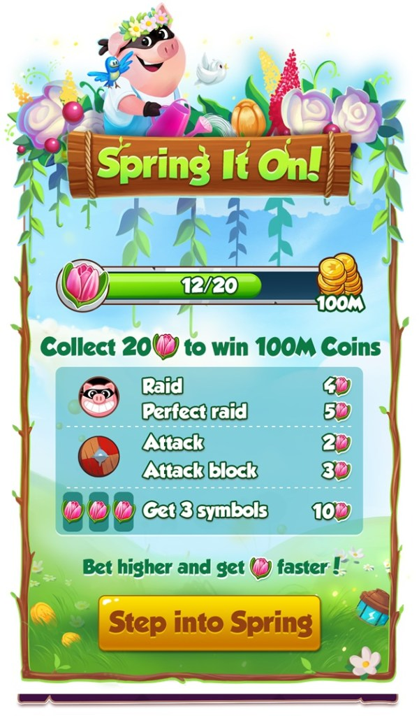 How to get free coins in Coin Master