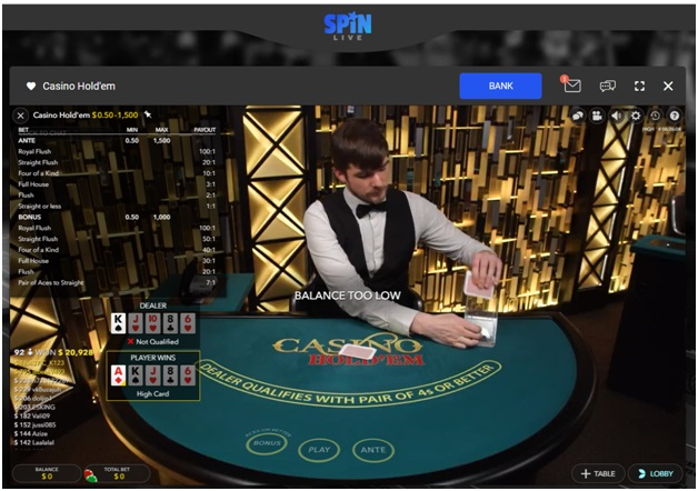 How to deal with Texas hold'em and how the betting works?