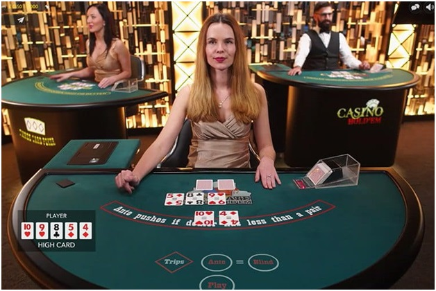 The Texas Holdem Game Rules and Betting
