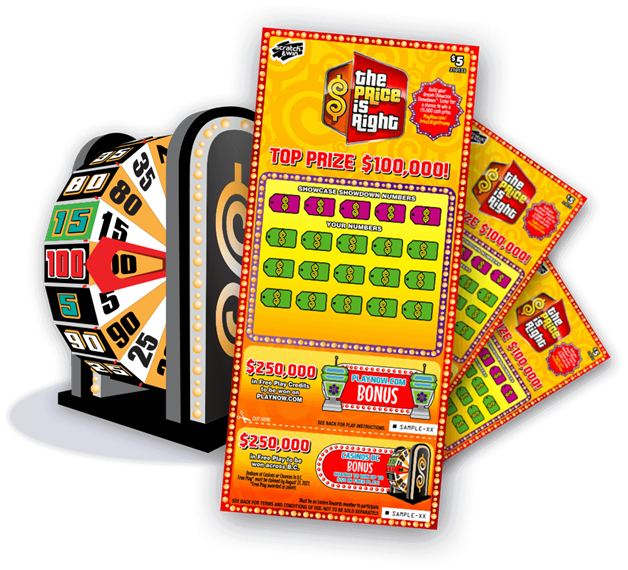 How to play Price is the Right Scratchie in Canada to win $15000?