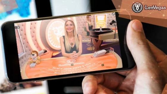 Leo Vegas Casino App for mobile