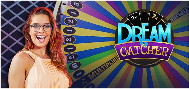 Live Casino Games - Dream Catcher