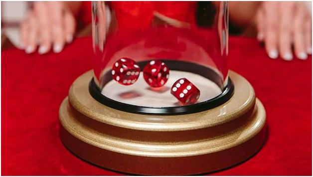 Live Casino Games - Live DIce
