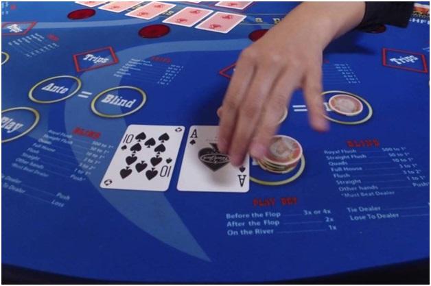Live Casino Games - Live Poker