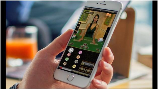 Mobile Live Dealer Games