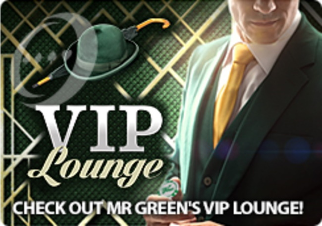 Mr Green's VIP Lounge