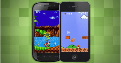 Retro games on iphone